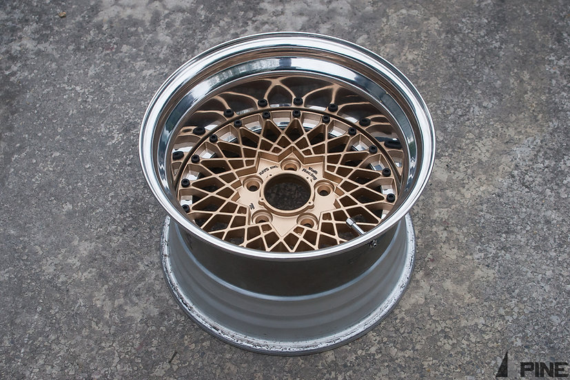 Volk Racing mesh 15x10