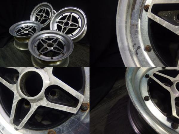 SSR F2 4 spoke wheel shakotan
