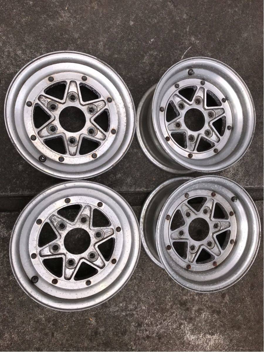 Speed Star Wheels SSR 6 Stud