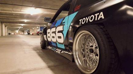 Ae86 Wheel 16 inch