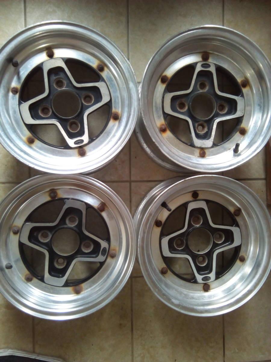 SSr F4 wheel