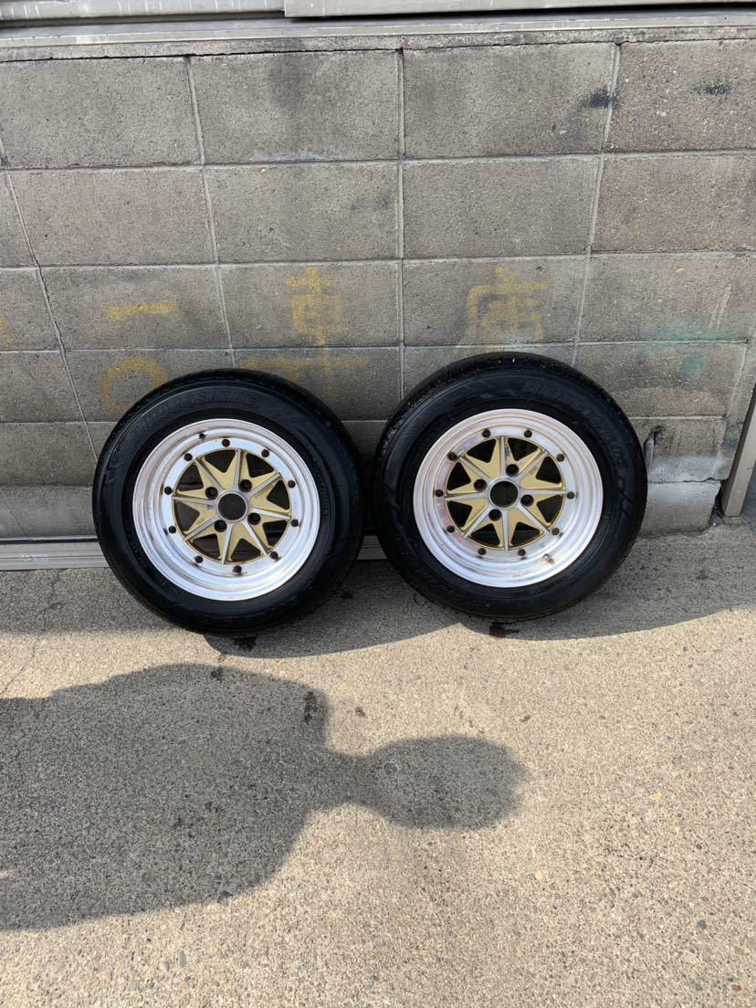 SSR Casablanca three piece wheel