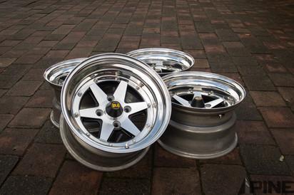 SSR Longchamp wheel