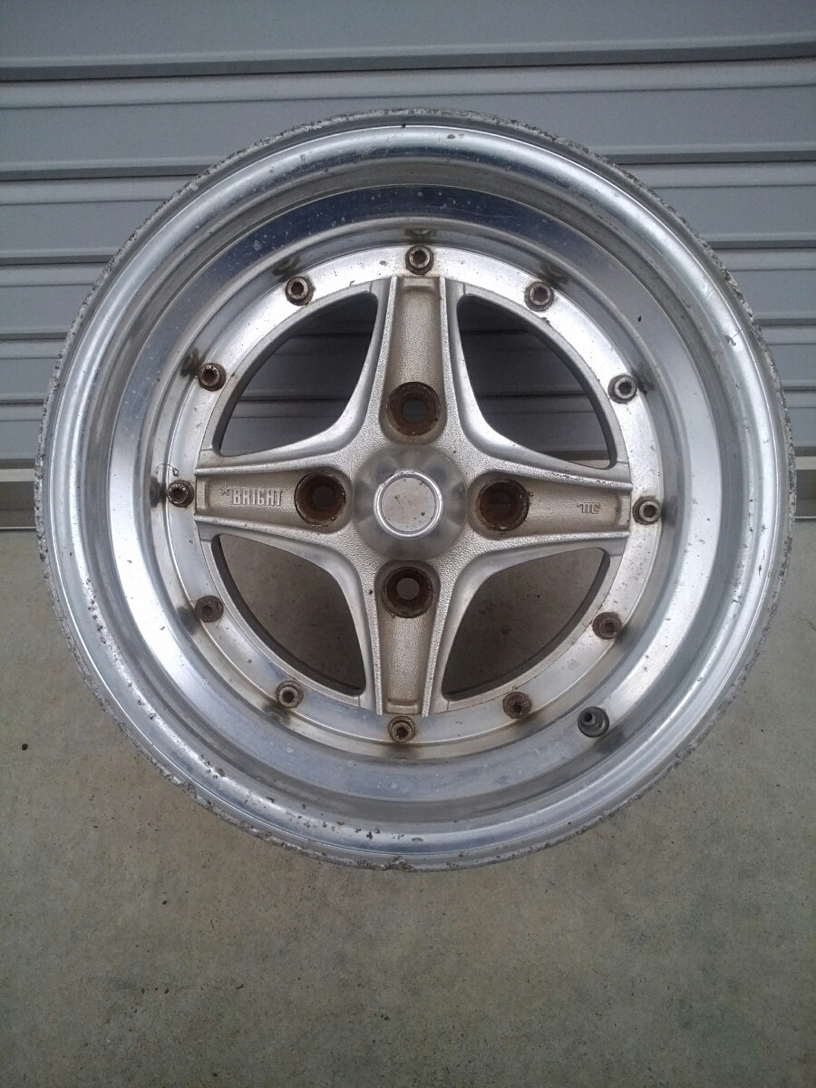 SSR Star Bright 4 spoke