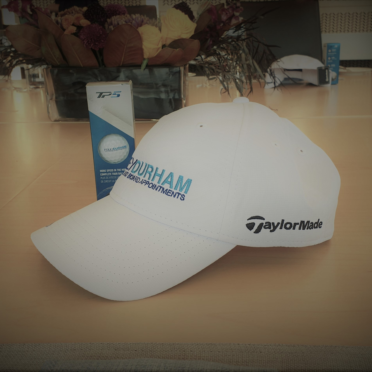190913 KPMG Lunch - TaylorMade kit