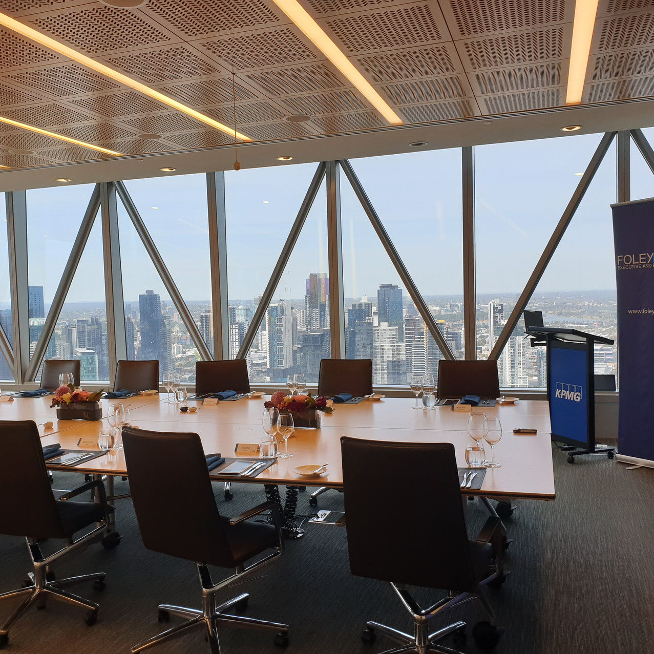 190405 KPMG lunch.south view
