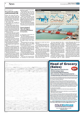 170203 AFR ad SPC Head of Grocery page 6