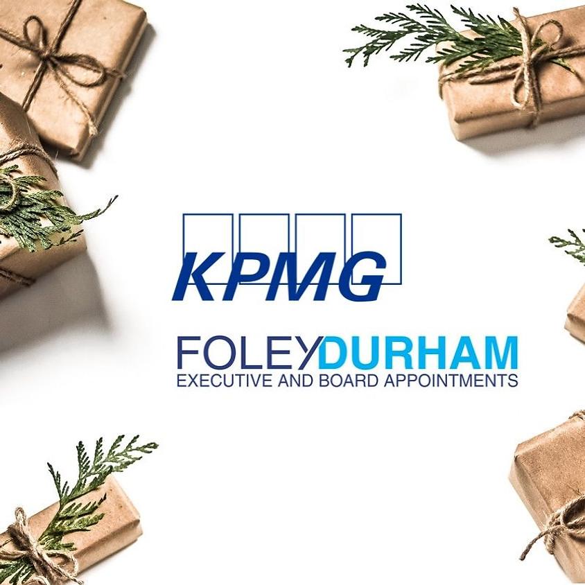 Foley Durham & KPMG Christmas Cocktails
