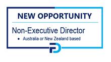 ***NEW OPPORTUNITY*** Non-Executive Director