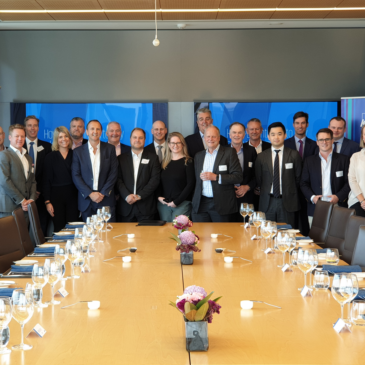 190405 KPMG lunch group