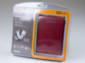 Clear Blister Packaging Retail Hard Drive