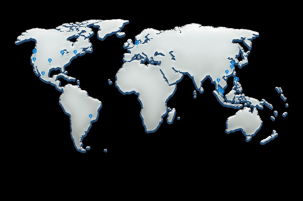 Global Locatons Packaging