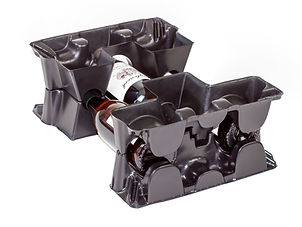 Wine Packaging Recycled Plastic
