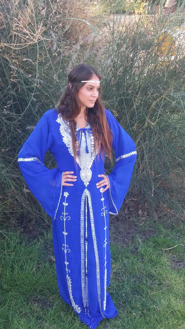 robe pour henne