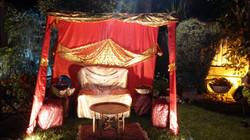 אוהל חינה מרוקאי