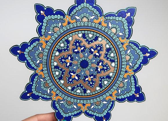 "Mandala no. 28 - ""Starlight"""