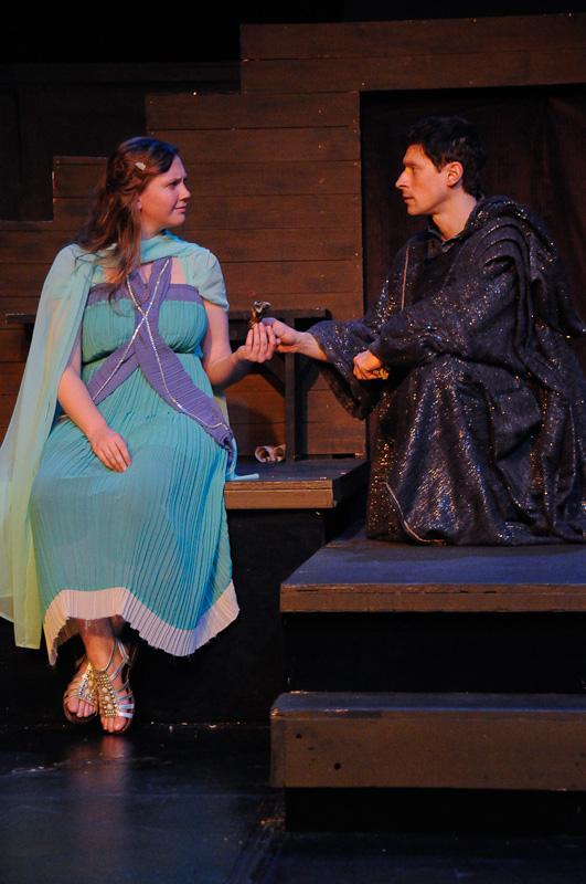 Marina & Lysimachus