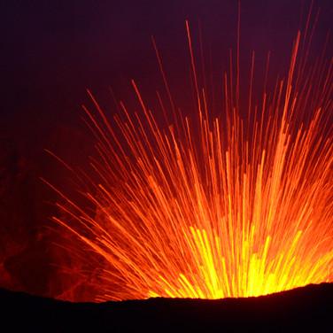 Volcano, Vanuatu