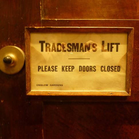 Tradesman's Lift