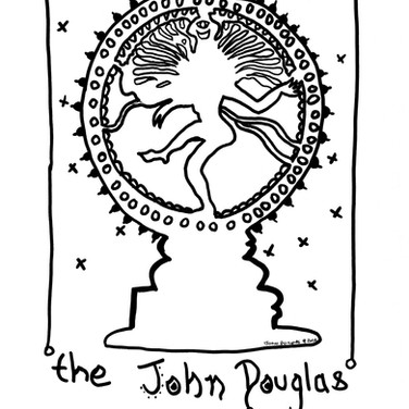 The John Douglas Coloring Book