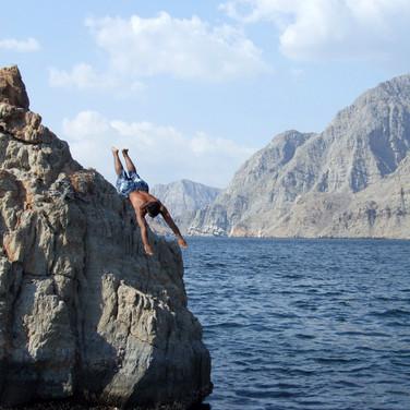 Khor am-Sham, Oman
