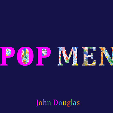 John Douglas POP MEN book