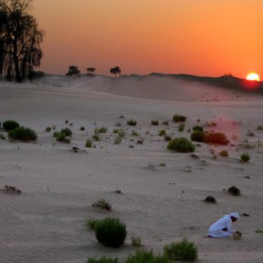 Sunset Prayers