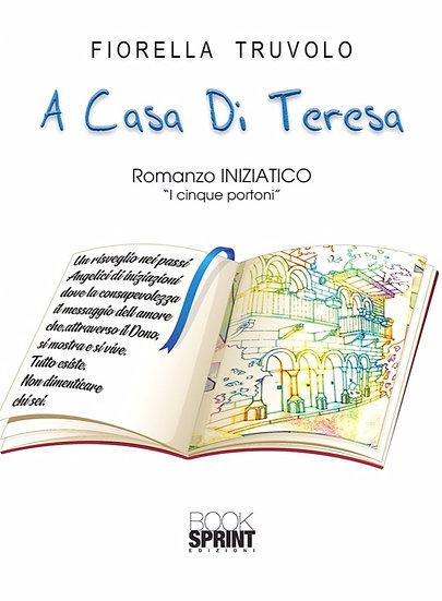 A casa di Teresa-libro cartaceo