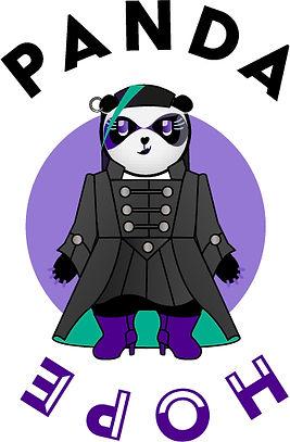 Panda Gothic Badass