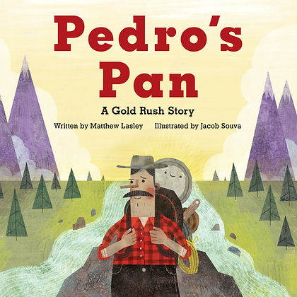 Pedro's Pan Hardback Edition (Signed)