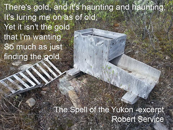 The Spell of the Yukon Robert Service