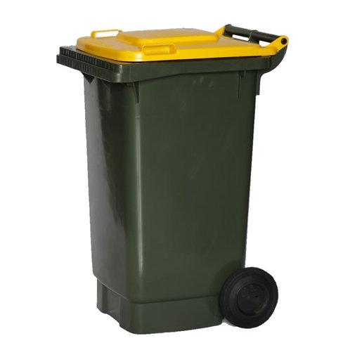 Australian Made MGB 140L Recycling Wheelie Bin
