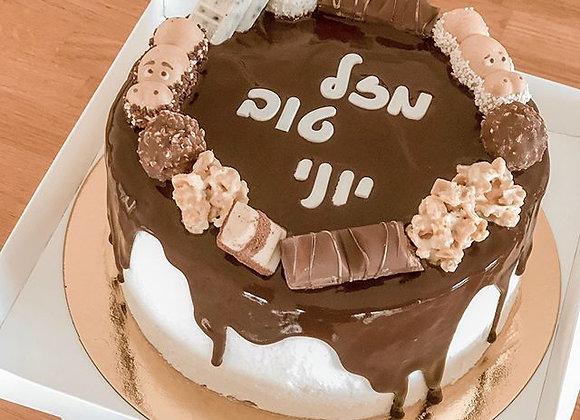 עוגה אפויה (קוטר 20)