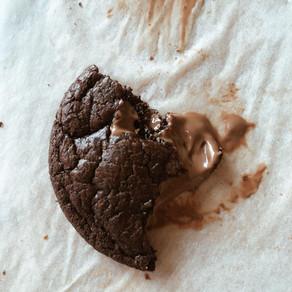 עוגיות שוקולד רכות במיוחד