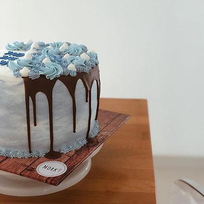 עוגה אפויה (קוטר 24 גובה כפול)