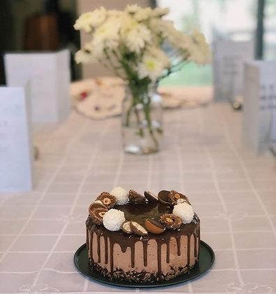 עוגת מוס (קוטר 16)