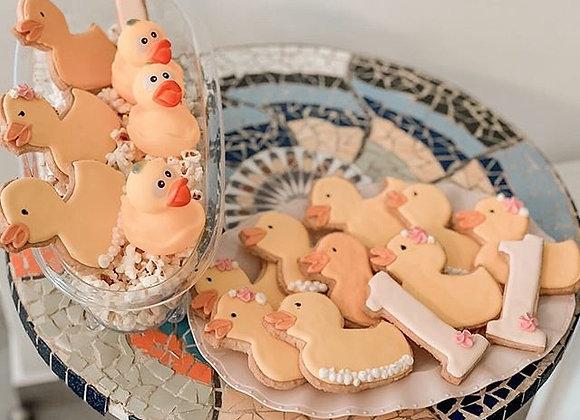 עוגיות ברווזים