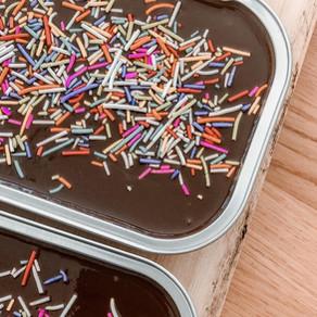 עוגת השוקולד של בַּבָּה