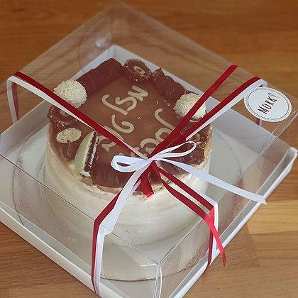 עוגה אפויה (קוטר 16)