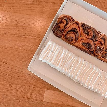 מארז 2 עוגות פס