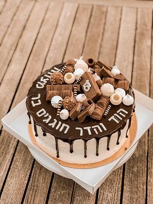 עוגה אפויה (קוטר 24)