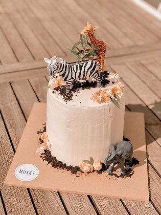 עוגה אפויה (קוטר 20 גובה כפול)