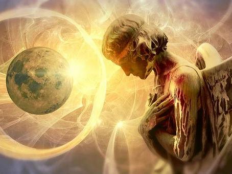 Transformation mit Hilfe der geistigen Welt!