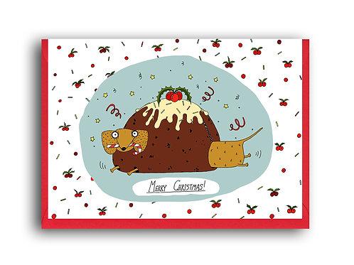Merry Christmas! Pudding!