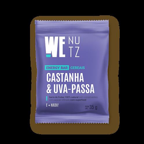 Castanha & Uva-Passa