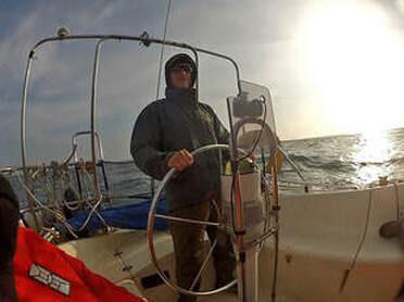 Sailing helm