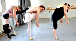 Ballett Mittelstufe