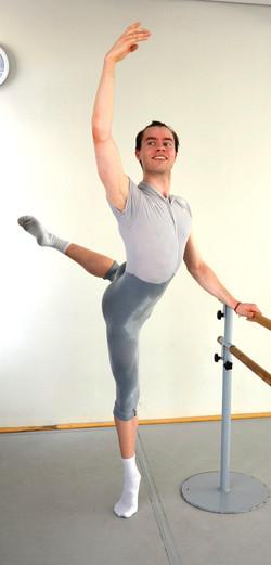Hendryk, Profi, Ballett 4