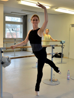 Ballett 3, Larissa