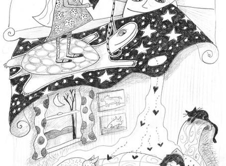 Shrouds: Artist Journey